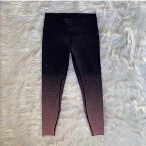 Lululemon ombré leggings size 10